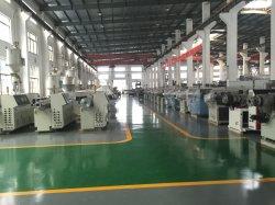 Ksp65/132 Plastik-PE/PVC/PPR/HDPE/LDPE/CPVC/UPVC Rohr-Gefäß-Profil-Extruder-einzelne Schrauben-konischer Doppel-/doppelter Schrauben-Ähnlichkeits-Strangpresßling-Maschinen-Extruder