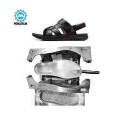 Patins à double densité moule en pu DIP moule pour chaussures Sandale matrice Pour moulage machine italien