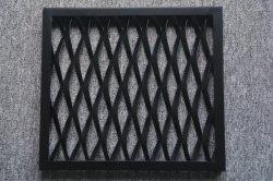 Painel de malha expandida de alumínio para revestimento de paredes interiores e exteriores e o painel do teto