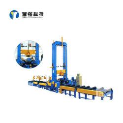 هيدروليّة فولاذ [ه] يحوذ حزمة موجية/قطاع جانبيّ آليّة/[سبوت ولدينغ] يجمّع آلة