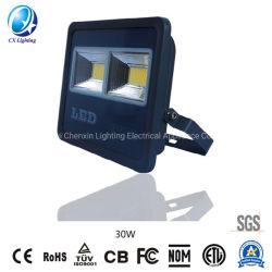 مستشعر الحركة عالي الجودة ضوء LED الخارجي العالي IP65 بقدرة 70 واط 50 واط، 30 واط، 20 واط، مؤشر LED بتقنية الإضاءة الغامرة بقوة 10 واط مع Senso