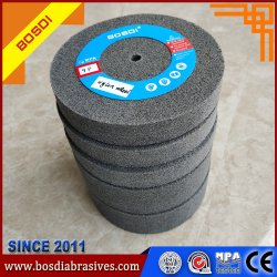 Meuleuse en nylon, Non-Woven, Matt Disque de roue pour le métal, acier inoxydable, toutes les tailles de fournir directement en usine