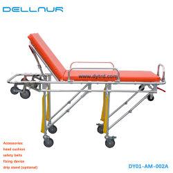 Haut de page Vendeur Ambulance en alliage aluminium civière
