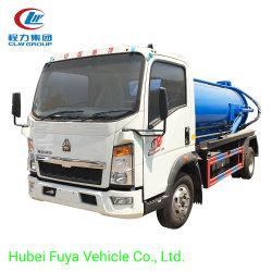 المصنع 000 10 شاحنة شفط مياه الصرف الصحي
