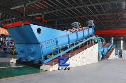 De spiraalvormige Machine van de Was en van het Recycling van het Zand/Installatie, Hoge Capaciteit