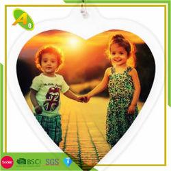 Les enfants Photo souvenir OEM acrylique pour la promotion de la chaîne de clé de la vente (007)
