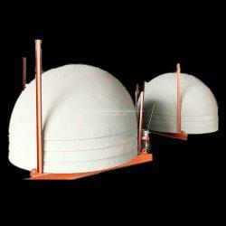 Personalizzazione delle estremità semisferiche con capannoni per petrolio, industria chimica, conservazione dell'acqua, energia elettrica, caldaia, Macchinari, Metallurgia, serbatoio sanitario