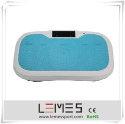 Salle de gym Crazy Mettre en place du matériel de fitness Vibra plaque Masseur de vibrations du corps entier