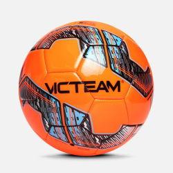 Taille officielle 5 4 3 ballon de soccer de forage d'impression personnalisée
