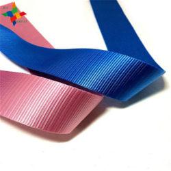 ナイロン編みこみの模造されたストラップの習慣によって編まれるジャカードポリエステルウェビング