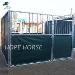 Canvas Panel 3.5X2.2m를 가진 안전한 Portable Horse Stable