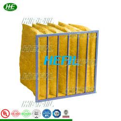 Высокое качество Air-Condition стекловолокна Bag воздушного фильтра