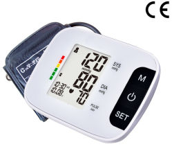 Sfigmomanometro Arm, Digital Blood Pressure Monitor