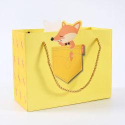 Custom Creative Портативные бумажные мешки, магазин подарков сумки