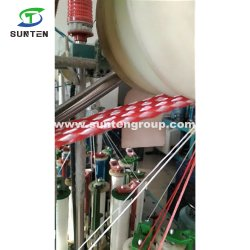 Hochwertige Virgin PE / PP / HDPE / Nylon / Polyethylen / Kunststoff-Sicherheit Wasser Hollow Geflochten / Geflecht Wäscheleine