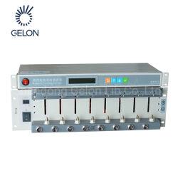 Máquina de comprobador de baterías de pruebas del sistema con 8 canal para todo tipo de batería recargable de litio (GN-5V6A)