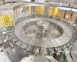 Entièrement automatique de l'eau pure boissons minérales consommation de vins de remplissage de l'équipement machine d'emballage Machine à laver l'eau potable de l'embouteillage usine de la machine