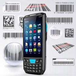 재고 재고목록 장치 1d Laser Barcode 스캐너 NFC 인조 인간 정제