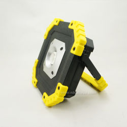 Im FreienPortable USB Rechargeable 5W COB LED Working Light Flood Lamp