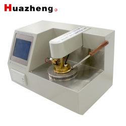 China Precio Fabricante de aceite digital automático abierto/cerrado tipo copa Punto de inflamación Tester