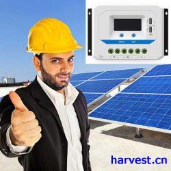 12V/24V/36V/48V Auto ШИМ контроллера заряда солнечной энергии 10A/20A/30A/45A/60A