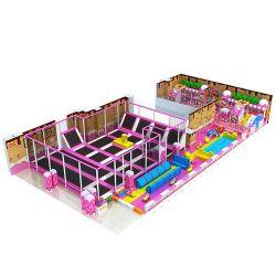Alta Qualidade do parque de diversões almofada insuflável Bungee Jumping trampolim