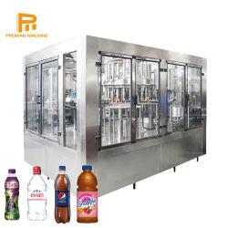 De goede Dranken die van de Soda van de Prijs Automatische Sprankelende Opblaasbare Lopende band vullen