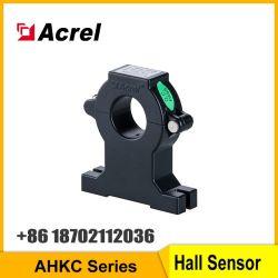 Sensor Hall, desmontable en lazo abierto del sensor de corriente de efecto Hall