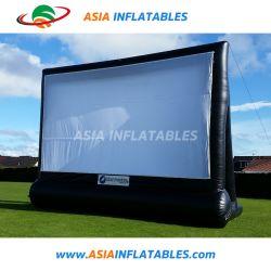 Schermo di film gonfiabile dello schermo gonfiabile esterno da vendere