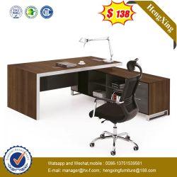 Алюминиевых кромок ПВХ полосы Executitive Управление таблица современная деревянная мебель