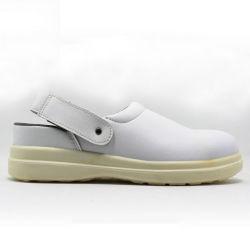 La protection de la TOE anti-patinage de l'hôpital de la sécurité de l'obstruer les chaussures