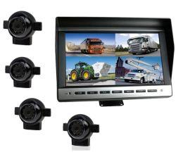10.1inch Schwer-Aufgabe 24V CCD Bus/Truck Rear View Camera System