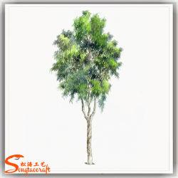 인공적인 유칼리나무 Everygreen 조경 장신구 플라스틱 나무