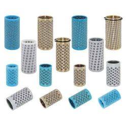 Messing, Aluminium, POM Plastikstahlkugel-Rahmen, Kugel-Haltering, Kugel-Rahmen, Stahlkugel-Buchse