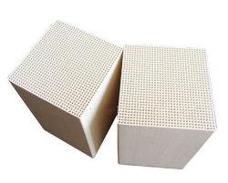 Wabenpapier Thermal Store Catalyst Keramik als Wärmeträgermedium für Rto