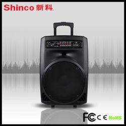 LED 조명이 있는 휴대용 Mini Wireless Music Angel Bluetooth 스피커