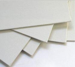 Les panneaux de toile de coton blanc étirée pour peinture d'art