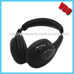 Auscultadores estéreo Bluetooth sem fio com Leitor de MP3 incorporado