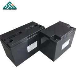 LiFePO4 Bateria 12V /48V 100Ah com BMS e caso o sistema solar de fosfato de ferro de lítio