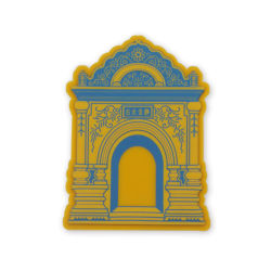 Custom экологически безвредные 3D туризма сувенир мягкий ПВХ силиконового каучука холодильник магнита