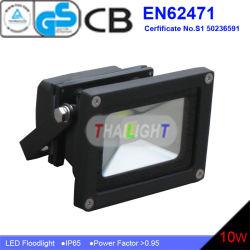 TUV-GS Projecteur LED 10W pour l'extérieur de l'utilisation