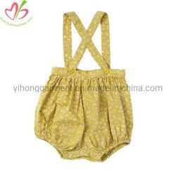 Cute adorable bebé Babero pantalones de algodón con patrón de impresión personalizado