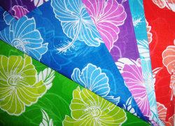 Tissu de coton Percale Home Textile