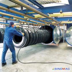1500X15000mm This rechapage de pneumatiques homologués Autoclave (SN-LHGT1504)