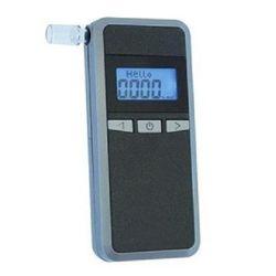 Beste digitale Breathalyzers Alcohol Tester met mondstukken / Alcohol ademtester