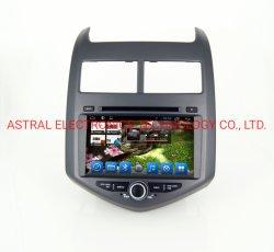 """8 """" Chevrolet Aveo 2011 système stéréo de voiture avec GPS de navigation radio RDS Mirror-Link Bluetooth WiFi auxiliaire commande au volant Plug&Play"""