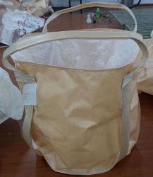 Верхняя Duffle ткани оранжевого цвета РР Jumbo-Bag
