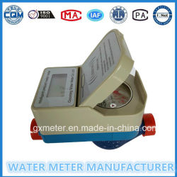 Prepaid Smart IC карт счетчик воды