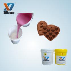 La salubrité des aliments à haute stabilité en silicone de qualité alimentaire en caoutchouc de silicone liquide