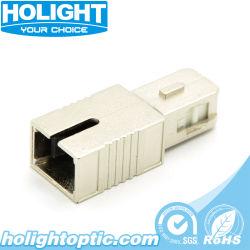 Maschio di Sc/APC all'attenuatore ottico femminile della fibra